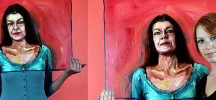 這個女生的獨特藝術會完全打破所有你對藝術的看法。我看前3張的時候還看不出來,直到#4...