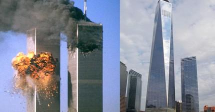 在911恐怖攻擊的13年過後,打敗悲傷的世貿大樓終於重新開張!