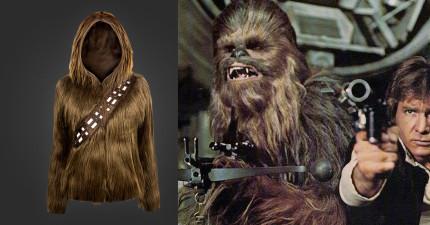《星際大戰》來襲!這件「丘巴卡外套」每個人都該入手一穿上時尚度暴增!