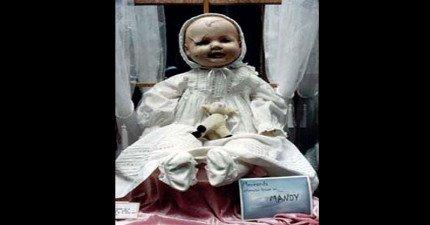 8個真實曾經真的殺過人的「惡鬼附身鬼娃娃」。