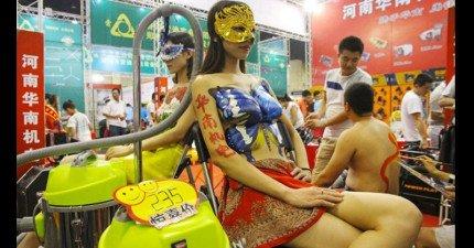 很多人今年去中國工業裝備博覽會並不是完全為了去看最新推出的電器...