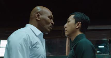 《葉問3》先行預告終於釋出!這集葉問的魔王對手居然是...拳王泰森!