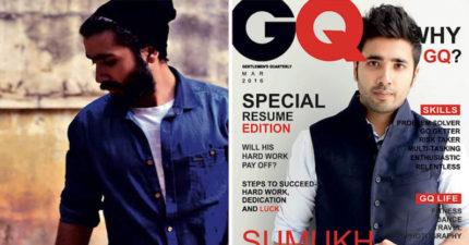 想得到夢幻面試!他打造「特別版GQ雜誌」精采內頁直接錄取