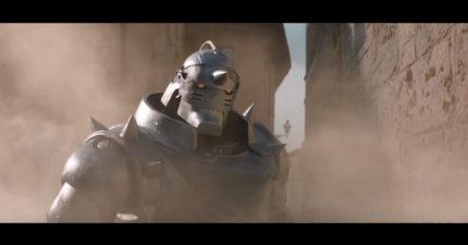 真人版《鋼之鍊金術師》全長預告片終於推出!完美重現畫面證明「還是給亞洲人拍比較好」!