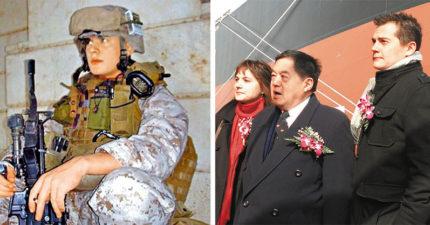 遠東神祕接班人曝光!徐旭東獨子曾到「伊拉克打仗」,兩個混血女兒美到像明星