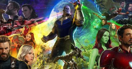 被刪除前快看!動漫展《復仇者聯盟3: 無限之戰》預告偷流出,所有漫威英雄「一起出現」完勝正義聯盟!