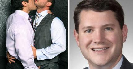 基督教政治家宣稱「超討厭同性戀」,卻被抓到「在辦公室跟男人狂抽插」...下場超慘!
