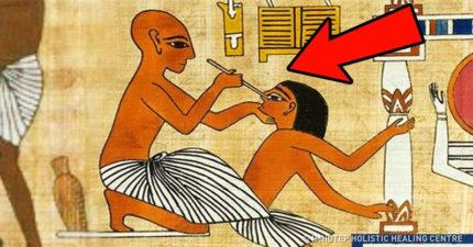 根本就是外星人後裔!9個證明「古埃及人是地表最聰明民族」的古埃及人超狂生活...連器官移植都會!