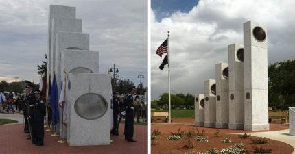 這5個紀念碑看起來平平無奇,但只要到了「11月11日上午11點11分」太陽到正確位置奇蹟就會發生!(影片)