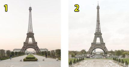 你知道哪一個是真的巴黎嗎?讓人看到山寨的可怕...(39張)