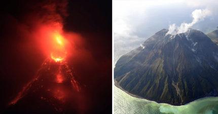 日本發現世界最大火山「鬼界破火山口」爆發恐「死1億人」!連台灣沿岸也可能受到影響…