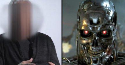 來自3300年的時空旅人警告:未來機器人將和人類展開「毀滅性災難大戰」!他:機器人決定統治地球