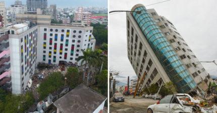 統帥飯店、雲門翠堤倒塌原因日專家給出「結構問題」答案,1、2樓挑高「大樓這種形狀最容易倒」!