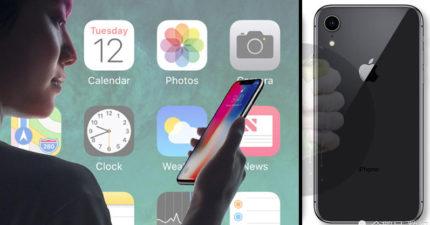 iPhone9升級6.1吋螢幕 9月連推3款「Home鍵確定要bye了!」