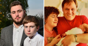 19歲哥為了父母遺願 改行「當爸爸」照顧病弟:這就是現實世界
