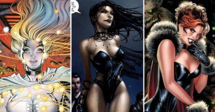 漫威系列女人都超強大!3大「暗黑底細」皇后 出現鏡頭超少...戰鬥能力根本讓這些英雄變小鱉三