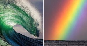 25張「讓你從此不再害怕海洋」的驚奇照片 海浪掀起的那一刻…突然懂什麼叫魔法!
