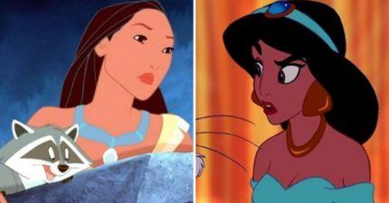 4個迪士尼挑戰「異國公主題材」的背後真相 「唯一改編自歷史的公主」讓整個民族都氣炸了!