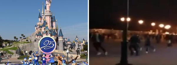 迪士尼緊急叫「全園遊客躲起來」 旅客尖叫崩潰「全部人塞爆出口」:他們來了?