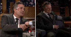 浩克上節目「戴測謊器」被逼問「《復仇者聯盟4》劇情」 崩潰求救:真的不能再劇透了!