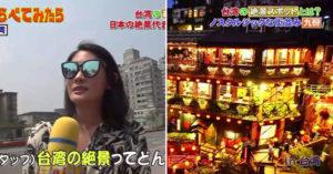 日本節目街訪「台灣絕景在哪裡」 台人狂推「台北橋」日網友看傻:是世界奇觀等級!