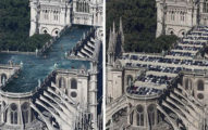 8個網友超荒謬「巴黎聖母院」創意改建計畫 直接讓「麥當勞叔叔」取代上帝!