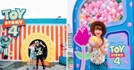期間限定!玩具總動員「大型遊樂園」登場 超狂「巨型扭蛋」粉絲嗨翻:一定去朝聖