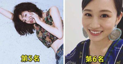 票選AKB48史上最喜歡的「神七」大排名!前田敦子只有第6、第3名是實力派