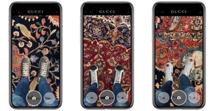 虛擬試穿APP上線!超狂技術只要「把相機對準雙腳」就穿好 網購族興奮:不用出門了~