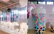 日本「東京珍奶樂園」正式開幕 粉絲朝聖看「設施規模」大崩潰:像校慶活動!