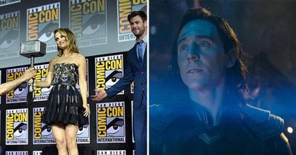 外媒爆《洛基》將接軌《雷神索爾4》 洛基在「新時間線」回歸...女雷神成劇情關鍵!