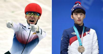 南韓滑冰「世界總冠軍」被判禁賽1年 當女選手面「開隊友玩笑」罪行成立!