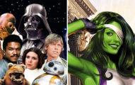 Disney+推《星際大戰》真人版影集 加碼「驚奇女士、女浩克」串聯復仇者…11月上缐!