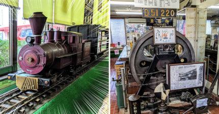 京都鐵路主題餐廳竟「用火車來送餐」豬排直接在你面前...停車!