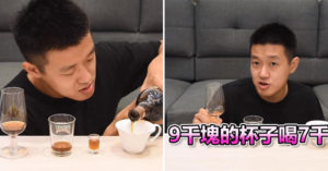 用「9千元水晶杯」喝酒會比較好喝?他蒙眼實測震驚:連「酒精濃度」都被改變!