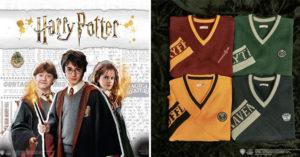 SPAO推《哈利波特》秋冬裝 4學院「主題毛衣」設計超有質感…連「隱形斗篷」都有!