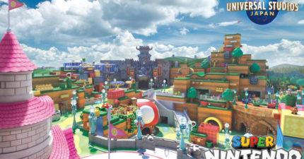 環球影城《任天堂世界》2020東奧前開幕!經典「馬力歐賽車」直接真人化