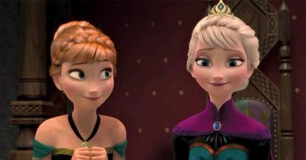 6點證明《冰雪奇緣》「艾莎、安娜姊妹情」都是假的 這個「關鍵舉動」太中肯!