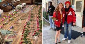 貼心男準備玫瑰「送全校女學生」當情人節禮物:不想要有女生失落!