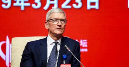 蘋果CEO認「武漢疫情已受控」:火速「恢復生產」進入第三階段!