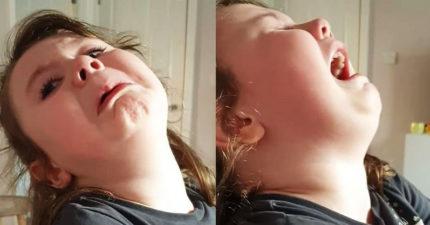 影/英強制關閉「麥當勞」女孩大哭!聽到以後只能「吃媽媽做的飯」更崩潰