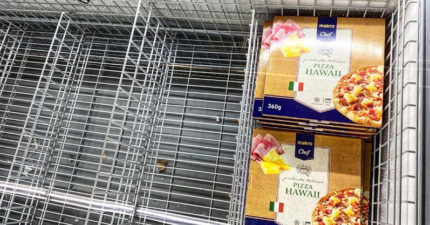 義大利人PO「鳳梨披薩滯銷照」缺物資也不妥協:死要死得有尊嚴!