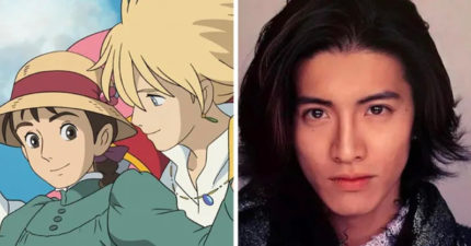 宮崎駿電影「角色VS聲優」對比 「真實版白龍」讓少女心碎了