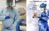 懷孕醫師「請產假遭拒」後染疫病逝 「2條生命消失」院長挨轟殺人!