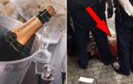 影/男子喝醉點「酒店最高級香檳」耍帥 收到賬單直接破產了
