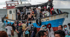羅興雅難民「海漂4個月」多國拒救 印尼漁民氣炸:我們來!