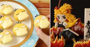 超強甜點師自製「寶可夢馬卡龍」萌翻 《鬼滅》主角群造型通通難不倒!