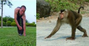 50歲阿北自創「猴式運動」 自信大推:我30年沒看醫生!