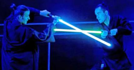 法國承認「光劍決鬥」為競賽項目...「絕地武士」決鬥正式上場!