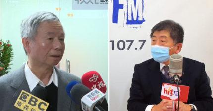 嗆「開除確診醫」惹怒醫界 楊志良「絕不道歉」:對蔡總統、陳時中無言以對